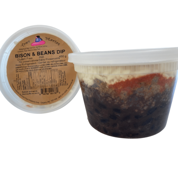 Bison and Beans